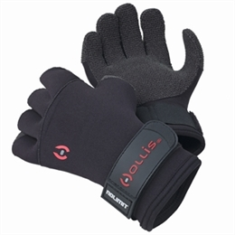 Luva 4mm Kevlar Glove Hollis - Luva 4mm Kevlar Glove Hollis