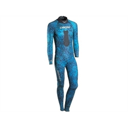 Roupa De Pesca Blue Hunter 2,5mm Cressi