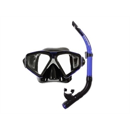 Kit Mergulho Máscara + Snorkel New Parma FUN - Cetus